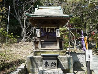 一番社・七福神社