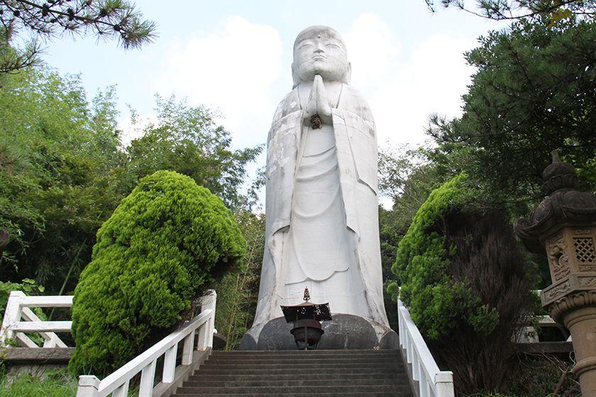 佐渡島の幸福地蔵