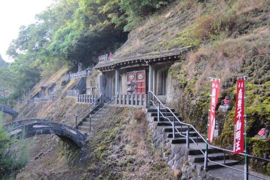 石見銀山にある羅漢寺