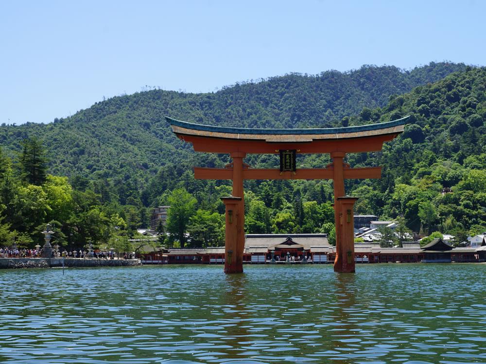 広島_厳島神社