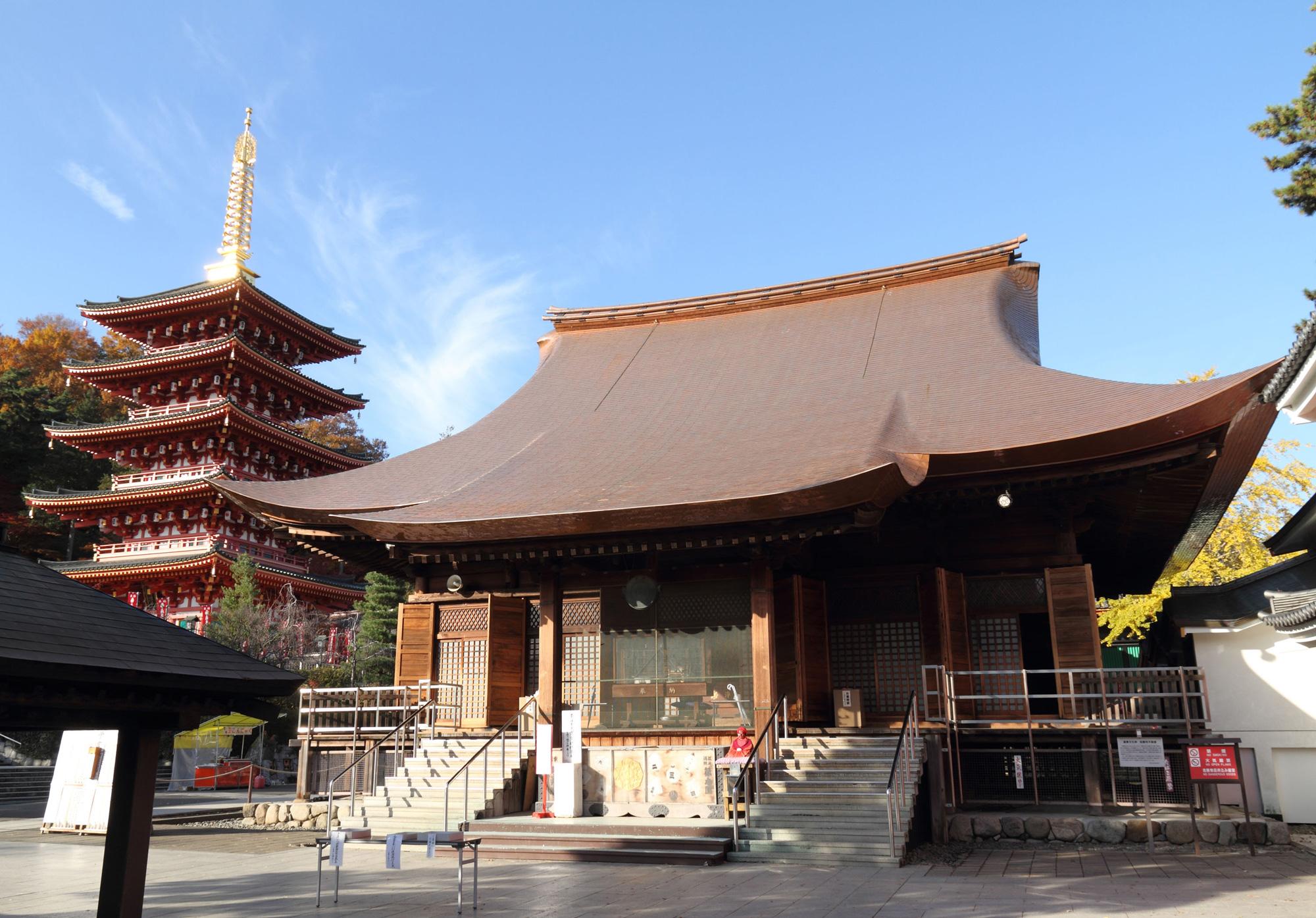 金剛寺 大日堂