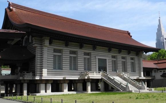 明治神宮の宝物殿