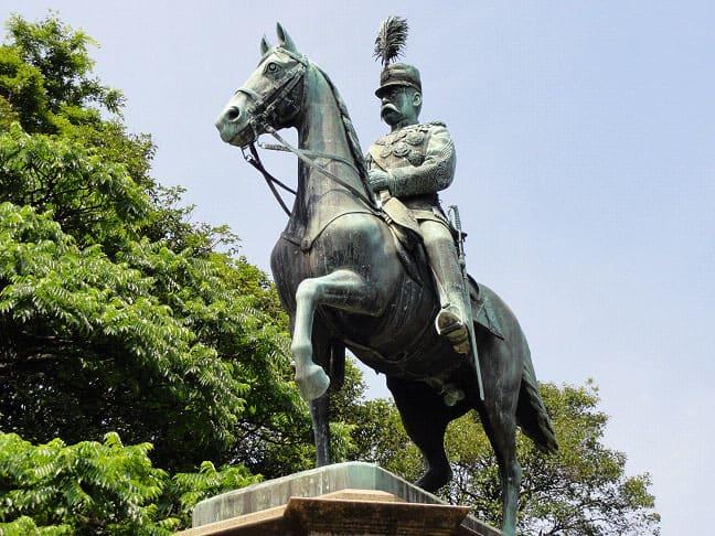 小松宮親王像