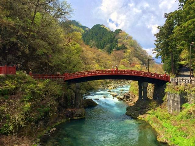 二荒山神社 神橋