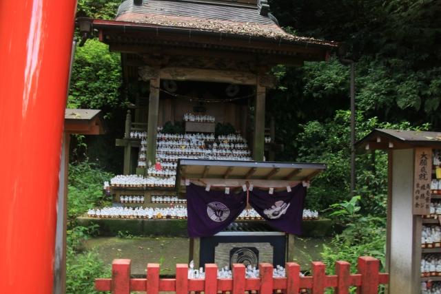 佐助稲荷神社 本殿
