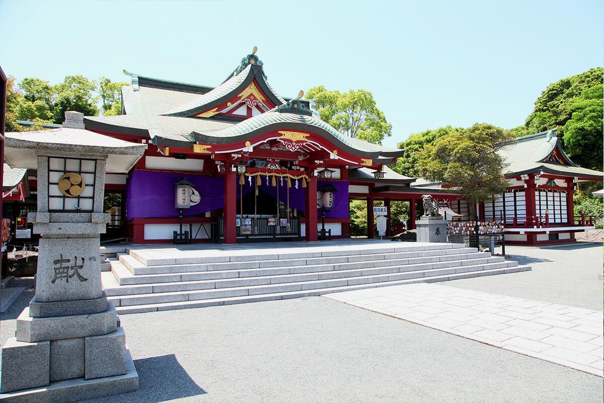 篠崎八幡神社
